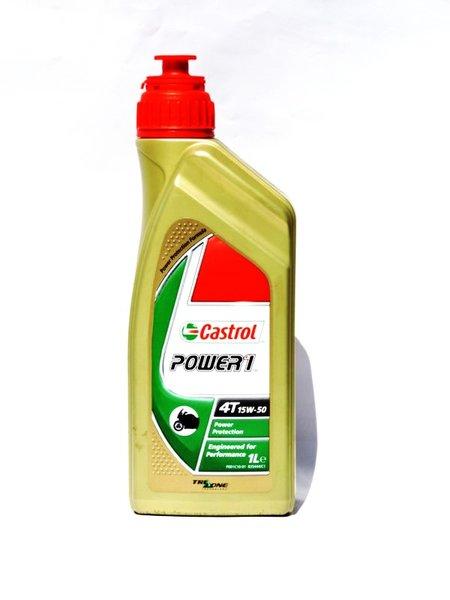 Castrol Power 1 4T 15W50 1L